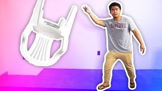 Download CHAIR FLIP CHALLENGE! Video