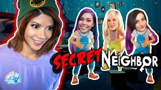 Download WHICH KID IS THE LIAR?! - Secret Neighbor w/ LaurenzSide, Cupquake & Cyber Video