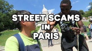 Download 🇫🇷 帶大家感受下巴黎三大街頭騙案 - 法國巴黎特別篇 - Willy Lee Video