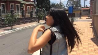 Download Inédito, atriz Cinthia Cruz mostra cidade cenográfica da novela Chiquititas no Sbt. Video