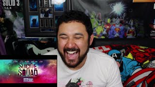 Download Suicide Squad - JOKER & HARLEY QUINN EXTENDED LOOK REACTION & REVIEW 👀 👅 Video