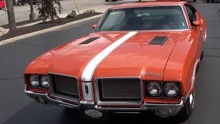 Download 1972 Oldsmobile 442 $32,900.00 Video