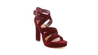 Download Vince Camuto Catyna Platform Heel Dress Sandal Video