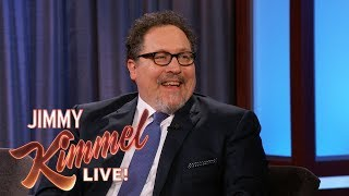 Download Jon Favreau on The Lion King, Beyoncé & New Star Wars Series Video