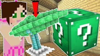 Download Minecraft: STRUCTURE LUCKY BLOCK (INSTANT STRUCTURES!) Mod Showcase Video