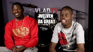 Download WelvenDaGreat on Using His Disability for Something Positive Video
