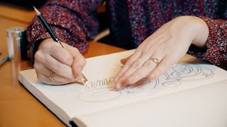 Download Lettering Artistry with Jessica Hische Video