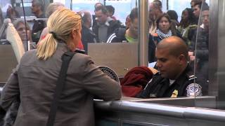 Download U.S. Customs & Border Protection Operations Back at Newark Airport Video