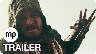Download ASSASSINS CREED Trailer 3 German Deutsch (2016) Video