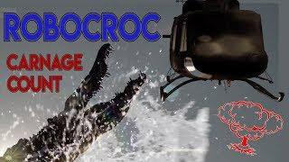 Download Robocroc (2013) Carnage Count Video