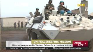 Download UN mission in Western Sahara Video