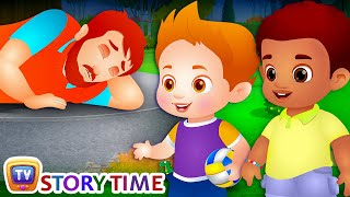 Download Man In The Park - Bedtime Stories for Kids in English | ChuChu TV Storytime for Children Video