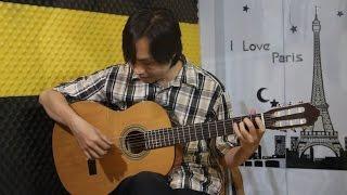 Download Anh Cứ Đi Đi (Hari Won) - Guitar solo (Fingetsyle) - Guitar Cover Nguyễn Bảo Chương Video