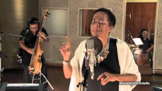 Download Susana Baca - Negra Presuntuosa - Encuentro en el Estudio HD] Video