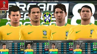 Download How To Hack Brazil National Team 2018 ● All Players 100 ● Dream League Soccer 2018 Video