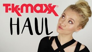 Download TkMaxx HAUL - Perfume, Make up, Skincare | geekNchic Video
