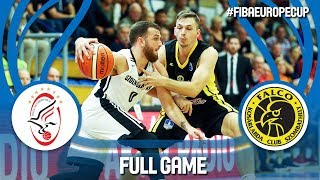 Download Szolnoki Olaj (HUN) v Falco Vulcano (HUN) - Full Game - Gameday 1 - FIBA Europe Cup 2018-19 Video