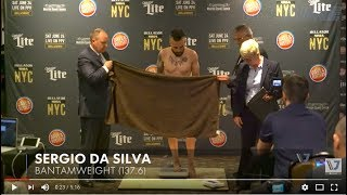 Download CHEATER!!! Failed Weigh-In Attempt at Bellator NYC! Video