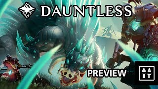 Download How Can This Game Be Free To Play?! Dauntless - Preview Video
