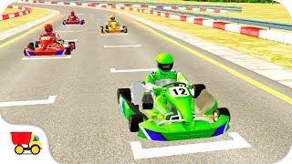 Download Car Racing Games - Go Kart Racing 3D - Gameplay Android & iOS free games Video