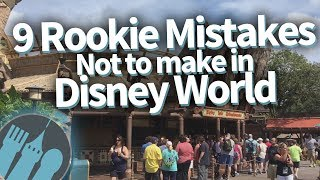 Download Rookie Mistakes To Avoid in Disney World! Video
