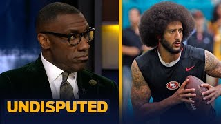 Download Shannon Sharpe is 'surprised' with Colin Kaepernick's settlement with the NFL | NFL | UNDISPUTED Video