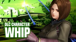 Download KOF XIV: Whip DLC Character Video