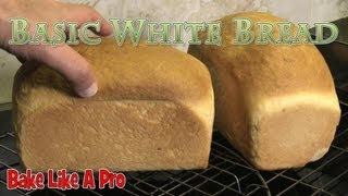 Download How To Make Basic White Bread - PART 1 Video