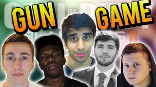 Download CoD Black Ops Wager Match #7 with Vikkstar (Gun Game) Video