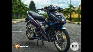 Download Xe & Phong Cách 24h - Exciter 150 HP4 độ kiểng từ biker Bến Tre Quê Hương Anh Hùng. Video