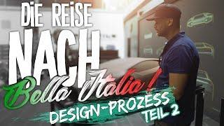 Download JP Performance - Lamborghini's Design Prozess Teil 2   Die Reise nach Bella Italia! Video
