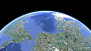 Download Climate Change in Google Earth Video
