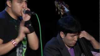 Download Beatbox champion meets Juilliard bassist: Jonathan Lopez and Man Wai Che at TEDxYouth@BeaconStreet * Video