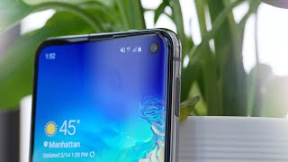 Download Samsung Galaxy S10E Impressions! Video