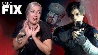 Download New Resident Evil 2 Cuts Content for Good Reason - IGN Daily Fix Video