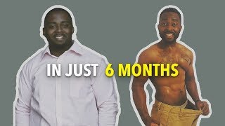 Download HE LOST 75LBS IN 6 MONTHS Video