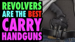 Download Why Revolvers Make Better Carry Guns Video
