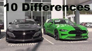 Download 2019 Camaro SS vs. 2019 Mustang GT! Video