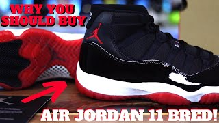 Download Why YOU SHOULD Buy The Air Jordan 11 BRED! Video