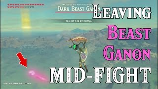 Download Leaving Beast Ganon MID-FIGHT! ..too epic for the internet to watch.. in Zelda Breath of the Wild Video