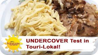 Download Deutschlands SCHLIMMSTES Restaurant? Koch Undercover | SAT.1 Frühstücksfernsehen Video