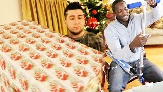 Download EXCHANGING CHRISTMAS GIFTS WITH MY FRIENDS (SECRET SANTA!!!) Video