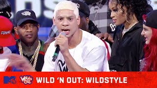 Download DC Young Fly Shuts Eminem DOWN 🔥 w/ Swizz Beatz | Wild 'N Out | #Wildstyle Video