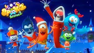 Download Spookiz | Christmas Episode 2015 | Cartoons for Children 스푸키즈 Video