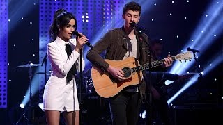 Download Shawn Mendes & Camila Cabello Perform 'I Know What You Did Last Summer' Video