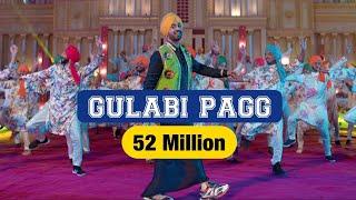 Download Diljit Dosanjh | Gulabi Pagg | Neha Sharma | Jatinder Shah | Ranbir Singh Video
