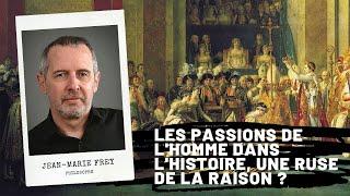 Download HEGEL - Les passions de l'homme dans l'histoire, une ruse de la raison ?, Jean-Marie FREY Video