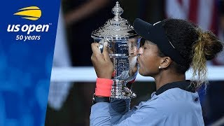 Download Naomi Osaka Captures First Grand Slam Title at 2018 US Open Video