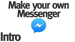 Download Make your Own Instant Messenger - Introduction Video