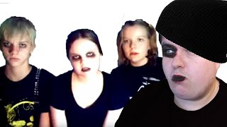 Download Daz Watches Crazy Goths Video